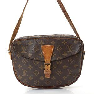 Auth Louis Vuitton Jeunefille Mm #7021L12